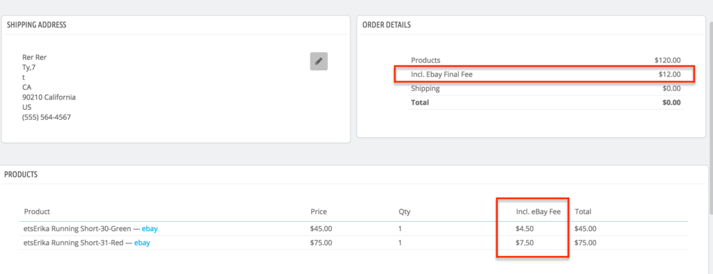 ebay final fee