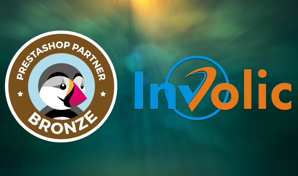Involic becomes a PrestaShop partner