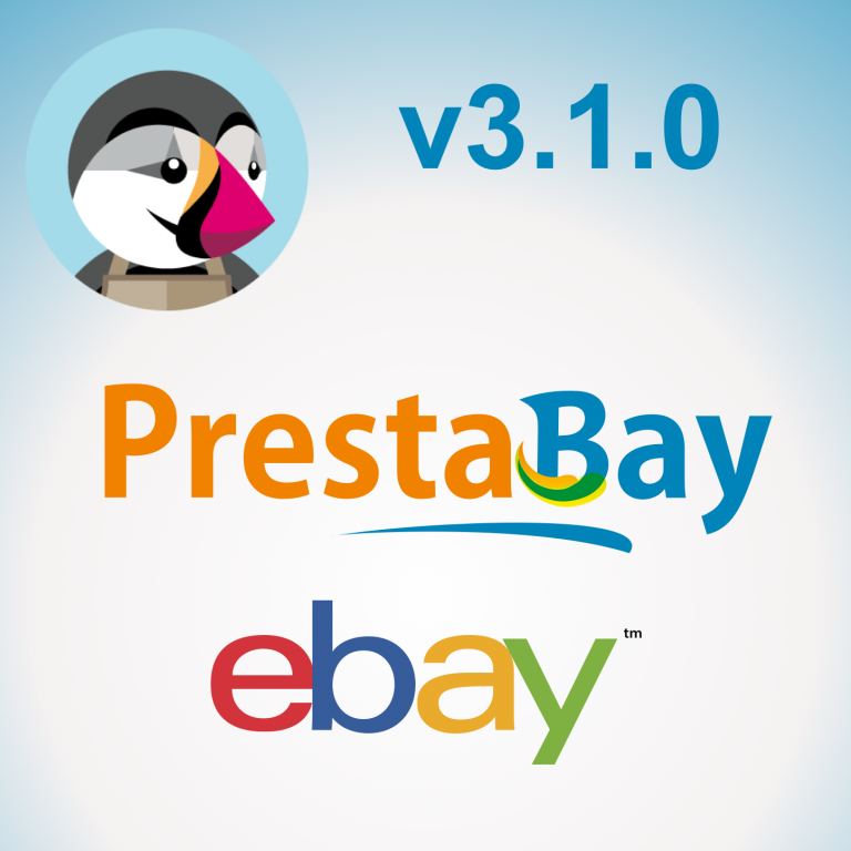 PrestaBay eBay Integration 3.1.0